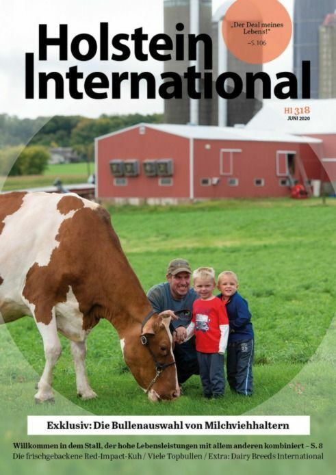 Holstein International Abos