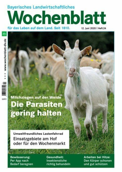 Bayerisches Landwirtschaftliches Wochenblatt Abos