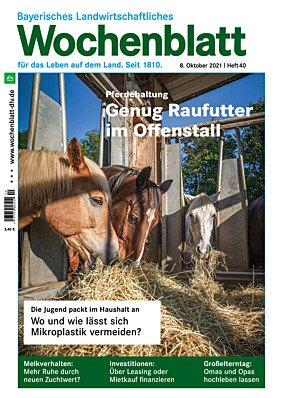 Bayerisches Landwirtschaftliches Wochenblatt