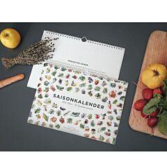 Saisonkalender für Obst & Gemüse