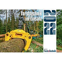 Forst&Technik Wandkalender 2022