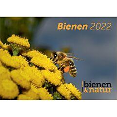 Wandkalender Bienen 2022