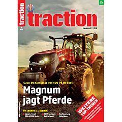 traction Sonderheft Lohnunternehmen 2/2021