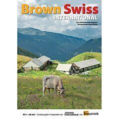 Brown Swiss International - deutsche Ausgabe 2021