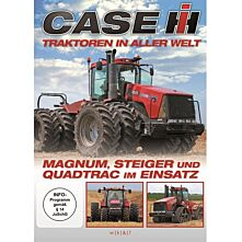 DVD CASE IH - Traktoren in aller Welt