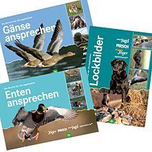 Ansprech-Hilfen Gänse und Enten