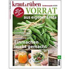 kraut & rüben Vorrat aus eigener Ernte - Sonderheft 04/20
