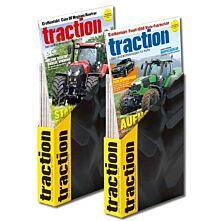 traction Sammelbox Rubber 2er-Set