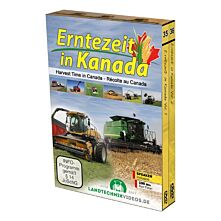 Doppel-DVD - Erntezeit in Kanada
