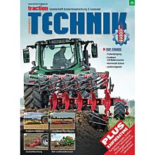 traction Sonderheft Bodenbearbeitung & Aussaat - Verfahrenstechnik