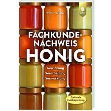 Fachkundenachweis Honig