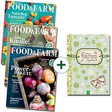 FOOD & FARM 3er-Set: Ausgaben 04/20 - 06/20