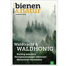 bienen&natur Sonderheft 01/21 Waldtracht und Waldhonig
