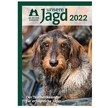 Unsere Jagd Taschenkalender 2022