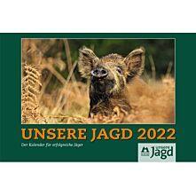 Unsere Jagd Wandkalender 2022