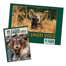 Unsere Jagd Kalenderpaket 2022
