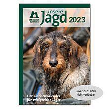 Unsere Jagd Taschenkalender 2023