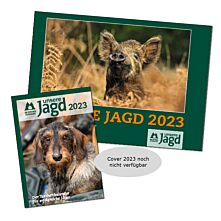 Unsere Jagd Kalenderpaket 2023