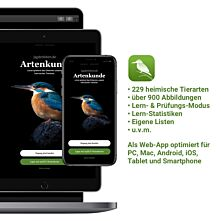 Artenkunde als Web-App