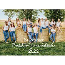 Bayerischer Produktköniginnenkalender 2022