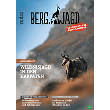 Sonderheft BERGJAGD 01/2020