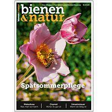 bienen&natur Ausgabe 08/2020