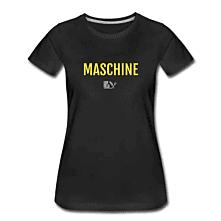 "Hofheld T-Shirt Damen ""Maschine"""