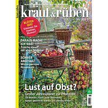 kraut&rüben Ausgabe November 2019