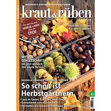 kraut&rüben Ausgabe November 2020