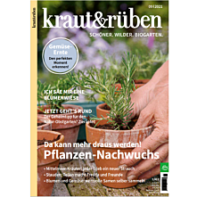 kraut&rüben Ausgabe September 2021