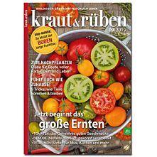 kraut&rüben Ausgabe September 2019