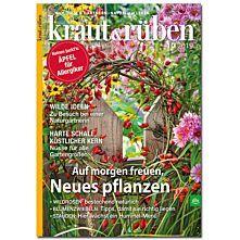 kraut&rüben Ausgabe Oktober 2019