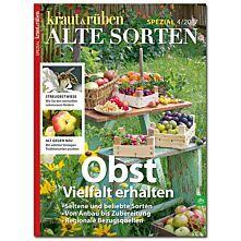 Sonderheft kraut&rüben - Alte Sorten Obst