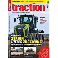 traction März/April 2020