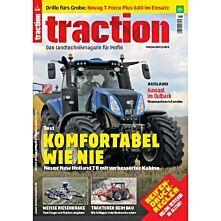 traction Mai/Juni 2020