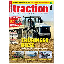 traction März/April 2021
