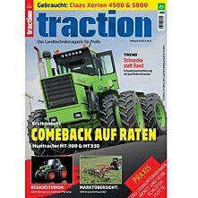 traction Ausgabe Mai/Juni 2019