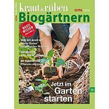 kraut&rüben Biogärtnern - Sonderheft 01/2018
