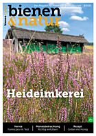 bienen&natur Ausgabe 08/2021