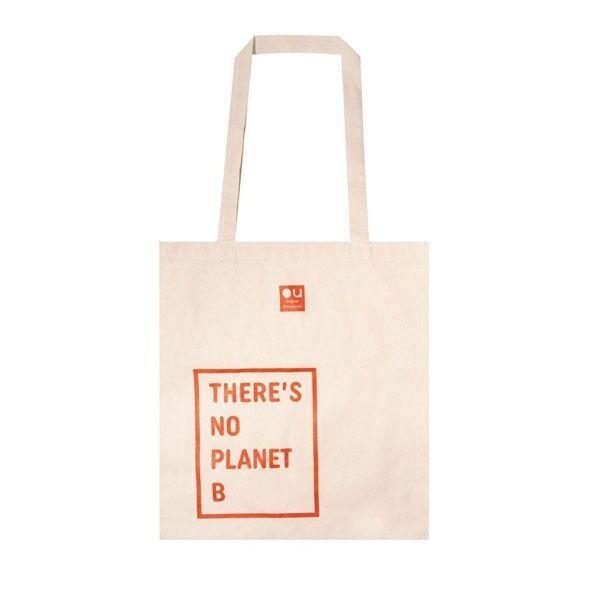 Baumwoll-Beutel Planet B