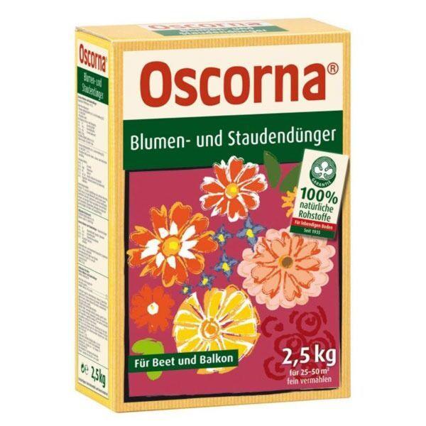 Oscorna Blumen- und Staudendünger