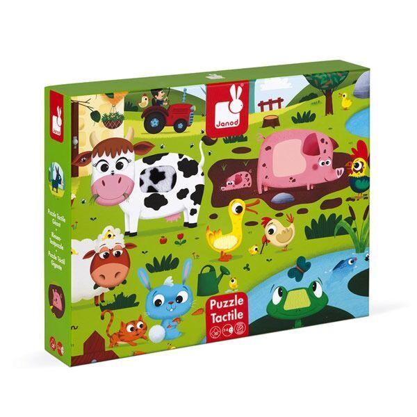 Puzzle Bauernhof