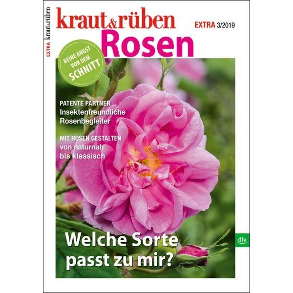 kraut&rüben Extra 03/2019 - Rosen