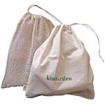 Faitrade® Bio-Baumwollbeutel für Obst und Gemüse